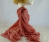 Scarf in Deep Pink